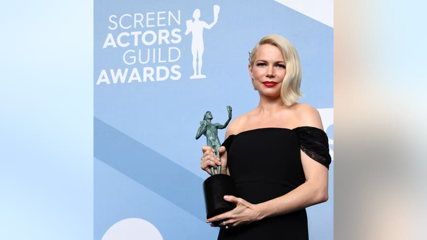 Actress Michelle Williams offers advice to young actors