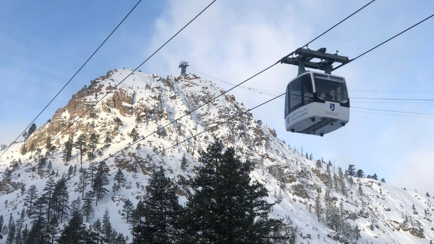 One killed, another seriously injured following avalanche at Alpine Meadows