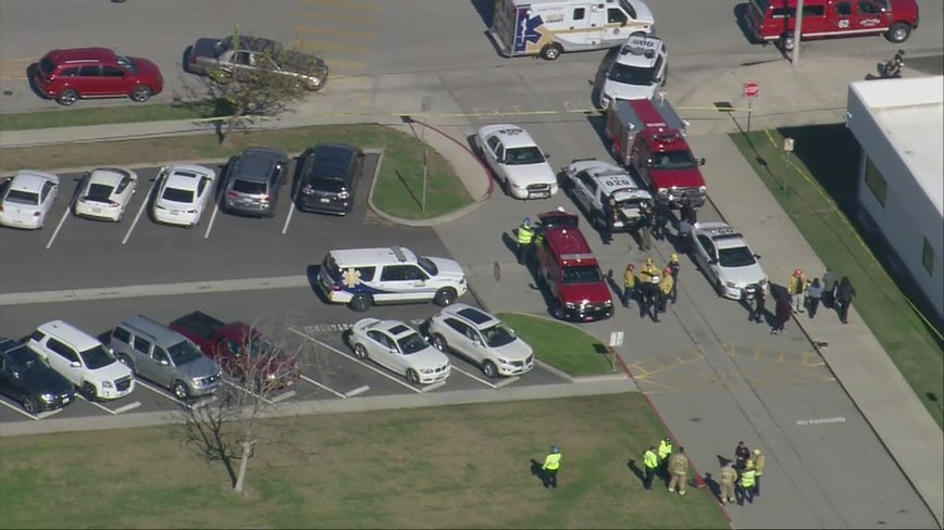 Student injured in shooting near elementary school in Oxnard