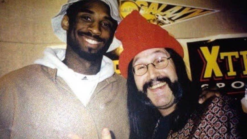 LA icon Vic 'The Brick' Jacobs remembers Kobe Bryant