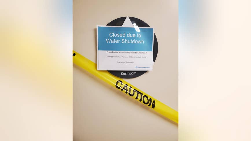 'No Running Water': Kaiser Permanente Woodland Hills canceling surgeries, appointments due to water main break