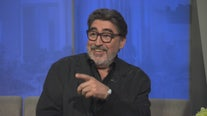 Actor Alfred Molina shares stories about Kirk Douglas, play at Pasadena Playhouse