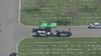 Three dead bodies discovered at Perris cemetery
