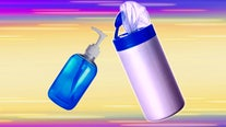 Hand sanitizer vs disinfecting wipes: Which works better for killing germs?