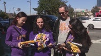 Emotional reaction from fans who attended Kobe & Gianna memorial