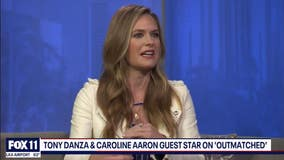 Maggie Lawson talks new FOX comedy 'Outmatched'