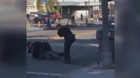 Long Beach Police investigating beating of suspect during arrest caught on video