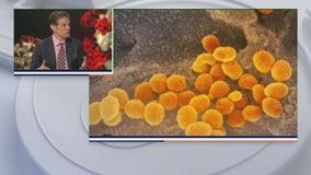 Dr. Oz discusses coronavirus fears