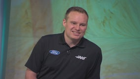 Cole Custer comes home to the OC for Auto Club Speedway NASCAR race