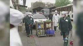 Coronavirus deaths surpass SARS