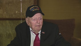 WWII Army veteran travels across the country in 'No Regrets Tour', on mission to meet all 50 governors