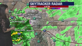 Rain, high winds sweep into Southland