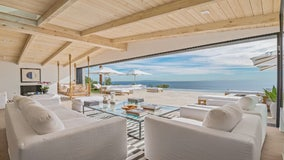 Top Property: Malibu home with 50-foot infinity pool that overlooks Pacific Ocean