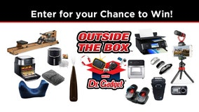 It's Dr. Gadget's 'Must-haves for the Home' Giveaway
