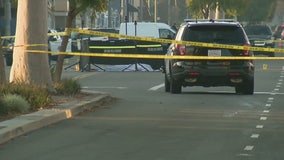 Armed suspect killed in confrontation with Long Beach Police
