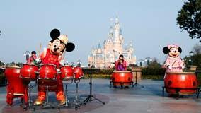 Disney closes parks in Shanghai and Hong Kong amid threat of coronavirus spread