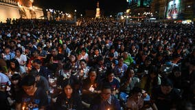 Thailand mourns victims of country's deadliest mass shooting