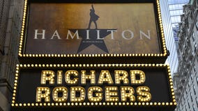 Playing a fun game with the original 'Hamilton' on Broadway cast before it makes its Disney+ debut