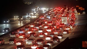405 connectors to 105, near LAX, scheduled to close during evenings this week