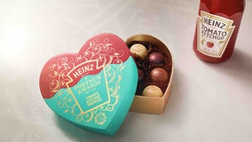 'ValenHeinz Day': Confectioner pairs ketchup and chocolate in 'mouth-watering' truffles