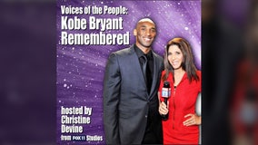 Voices of the People: A podcast remembering Kobe Bryant, hosted by Christine Devine