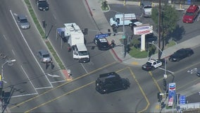 Suspect in officer-involved shooting found dead after hours-long standoff in Bell Gardens
