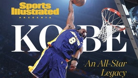 An exclusive look at Sports Illustrated's limited edition tribute to Kobe Bryant
