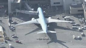 Korean flight diverted to LAX amid coronavirus concerns