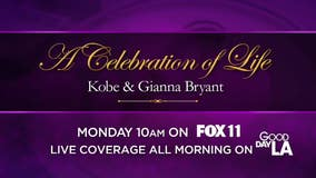 How to watch Kobe and Gianna's Celebration of Life Memorial
