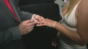 Looking for a Valentine's Day wedding? Get in line