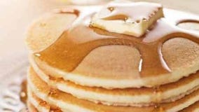 Get free pancakes on Feb. 25 at IHOP for National Pancake Day