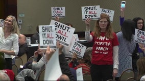 Public hearing continues over Aliso Canyon gas storage facility operations