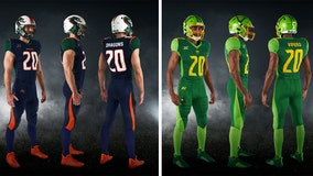 XFL is almost here! Take a sneak peek at the jerseys and helmets for each team