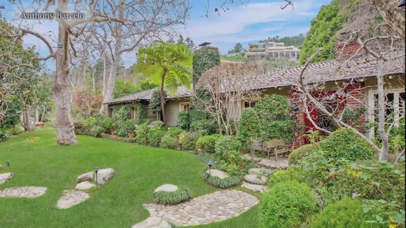 Top Property: Mandeville Canyon