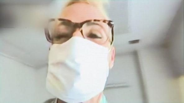 Woman diagnosed with coronavirus has no symptoms