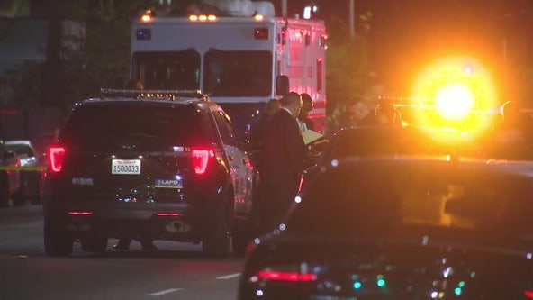 LAPD: Woman holding knife wounded in officer-involved shooting in South LA