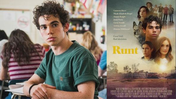 Cameron Boyce's final film, 'Runt' to premiere at Mammoth Film Festival on Feb. 29