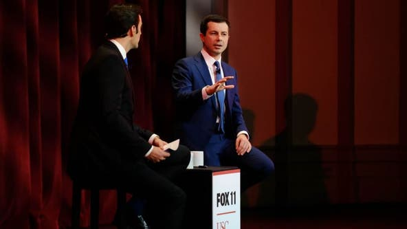 FOX 11's Town Hall with Pete Buttigieg