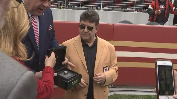 President Trump pardons former 49ers owners Eddie DeBartolo