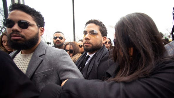 Jussie Smollett pleads not guilty to restored charges