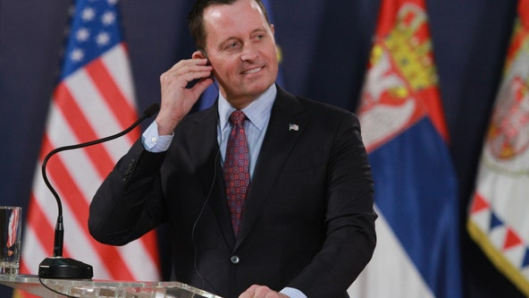 President Trump expected to tap loyalist Richard Grenell as intel official: AP source
