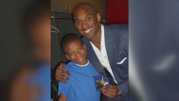 Make-A-Wish recipient says Kobe changed his life forever