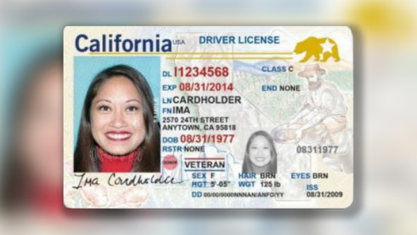 California DMV waiving REAL ID fees for residents who got new licenses, IDs during pandemic