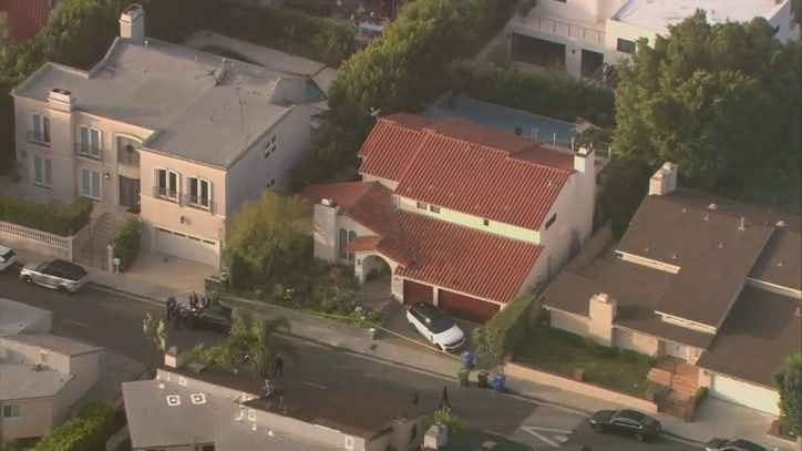 Rapper shot dead in Hollywood Hills home