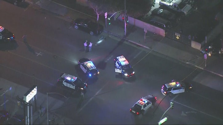 Stabbing in South El Monte sends three men to the hospital