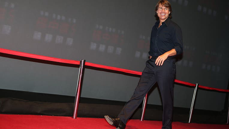 Mission: Impossible - Rogue Nation Beijing Premiere