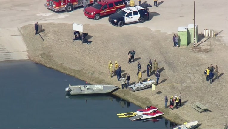 Body Found In Lake Palmdale Believed To Be That Of Missing Man