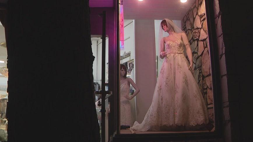Bridal shops struggling due to coronavirus
