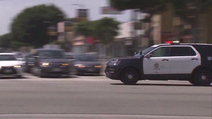 3 LAPD officers accused of falsifying records, misidentifying people as gang members