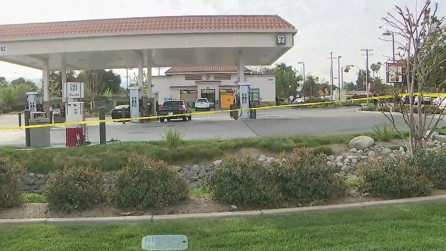 Riverside 7-Eleven clerk shot, killed during apparent armed robbery